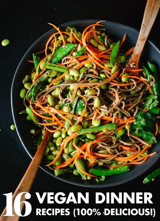 Healthy Vegetarian Dinner  16 Delicious Vegan Dinner Recipes Cookie and Kate