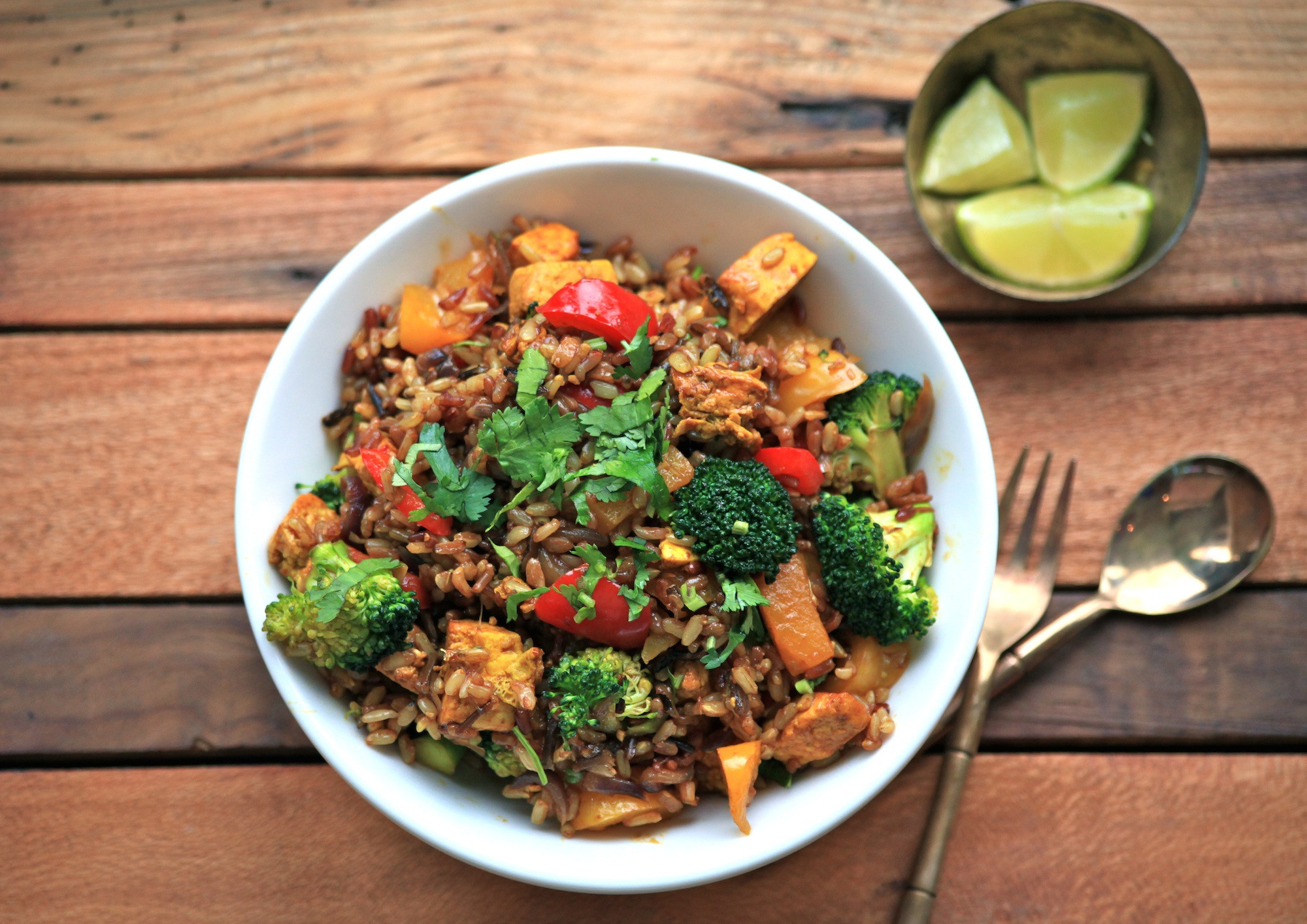 Healthy Vegetarian Dinner  5 healthy ve arian recipes inspired by India Healthista