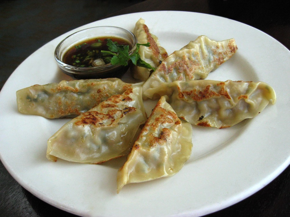 Healthy Vegetarian Dumplings  Skinless boneless chicken breast healthy recipe quality