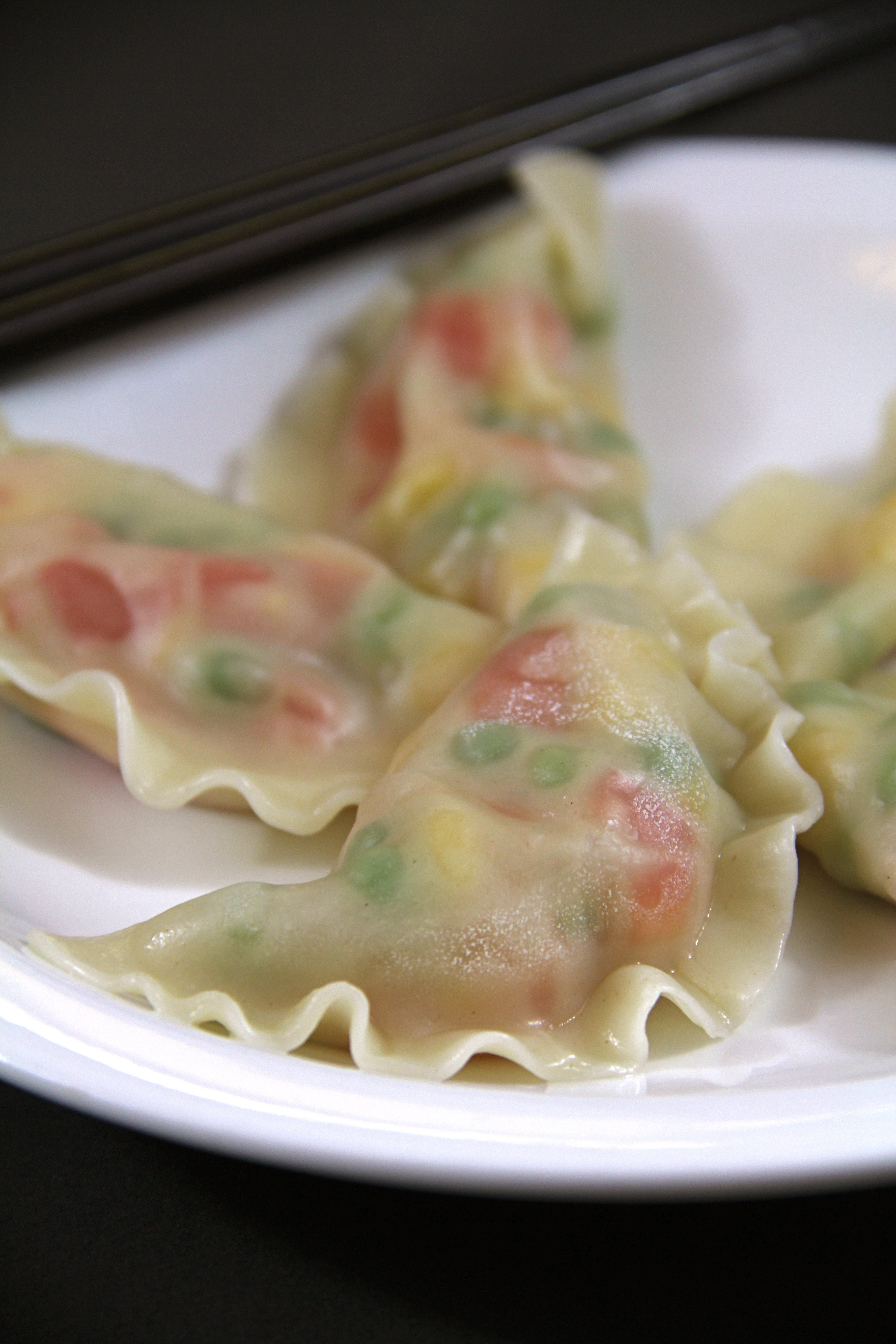Healthy Vegetarian Dumplings  Ve able Dumplings