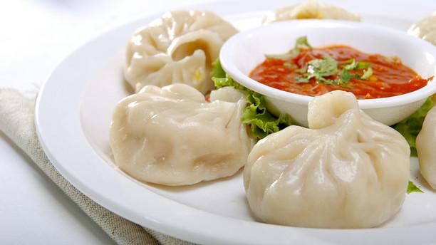 Healthy Vegetarian Dumplings  Healthy Steamed Vegan Momos [Traditional Tibetan Dumplings]