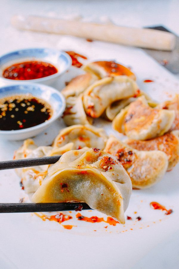 Healthy Vegetarian Dumplings the Best Ve Able Dumplings A Healthy Potsticker Recipe the