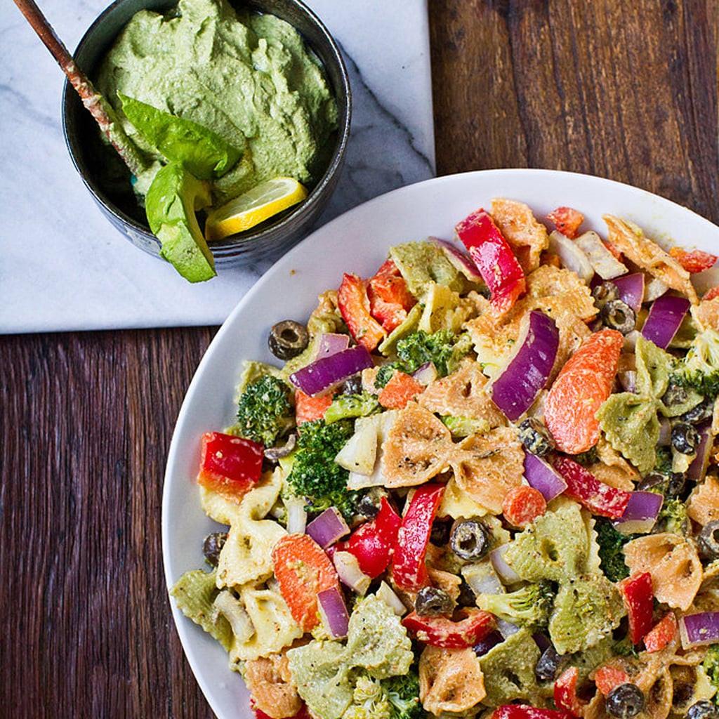 Healthy Vegetarian Food Recipes  Healthy Vegan Pasta Recipes