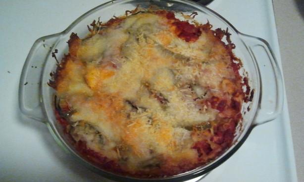 Healthy Vegetarian Lasagna  Easy Healthy Ve arian Lasagna Recipe Food
