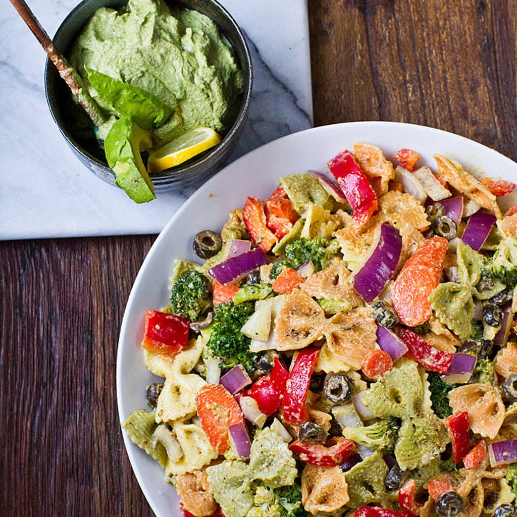 Healthy Vegetarian Main Dishes  Healthy Vegan Pasta Recipes