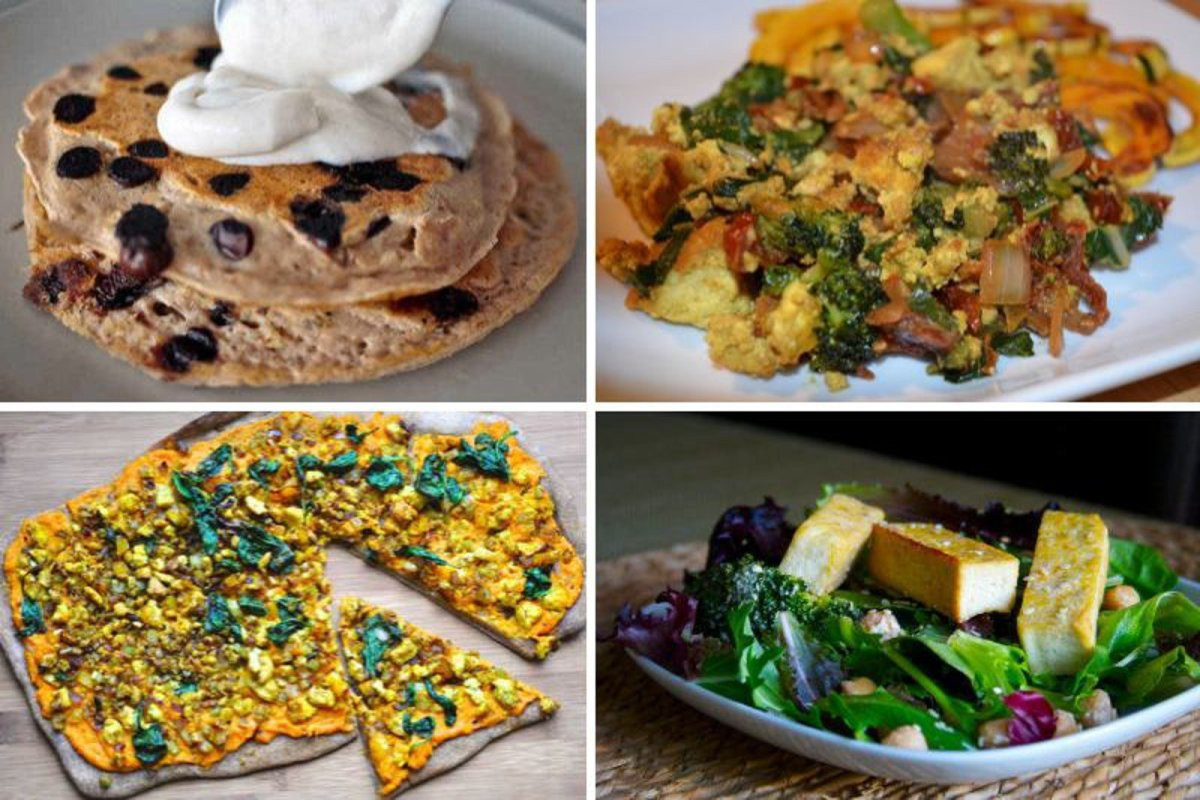 Healthy Vegetarian Meals With Protein  5 Tips for Talking About Protein on a Plant Based Diet