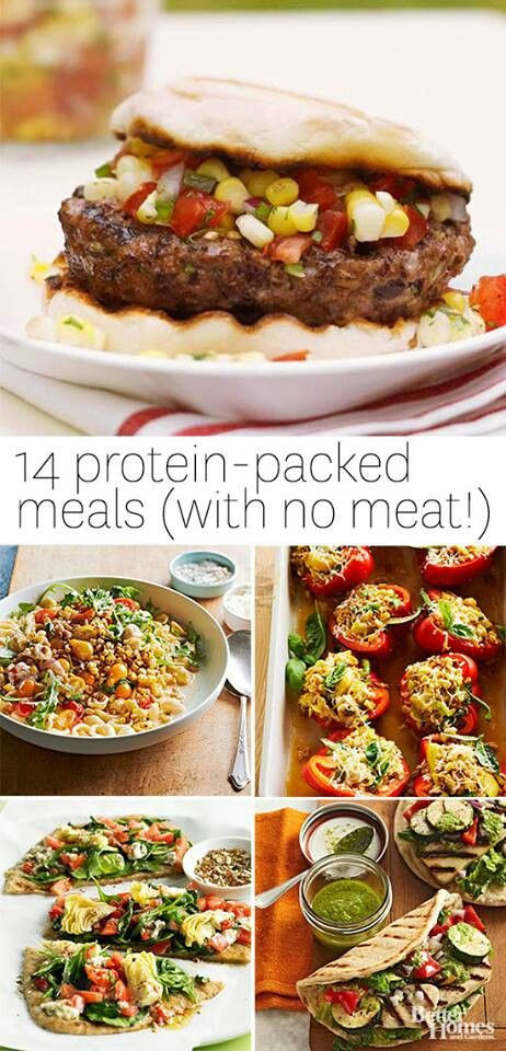 Healthy Vegetarian Meals With Protein  Best 25 High protein ve arian foods ideas on Pinterest