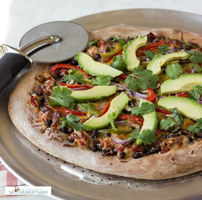 Healthy Vegetarian Mexican Recipes  Celebrate National Pizza Week with delicious pizza recipes