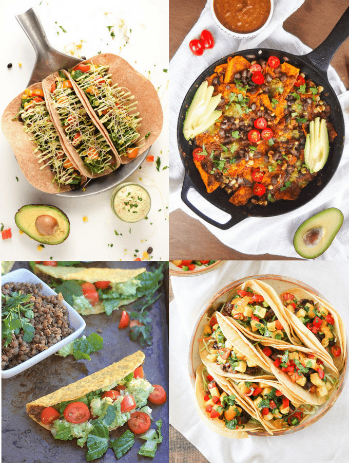 Healthy Vegetarian Mexican Recipes  Ve arian Mexican Recipes