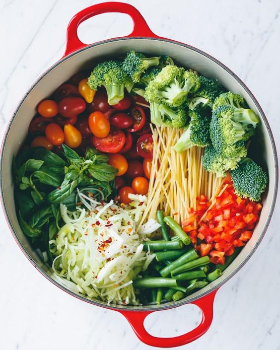 Healthy Vegetarian Pasta Recipes  Healthy Pasta Recipes Creamy Vegan Dishes