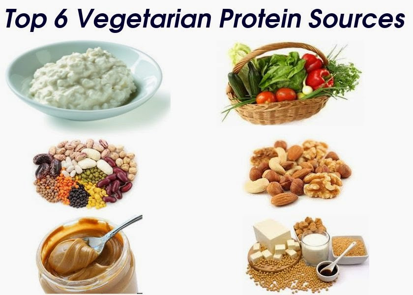 Healthy Vegetarian Protein  Top 6 Protein Sources for Ve arians Stay Healthy