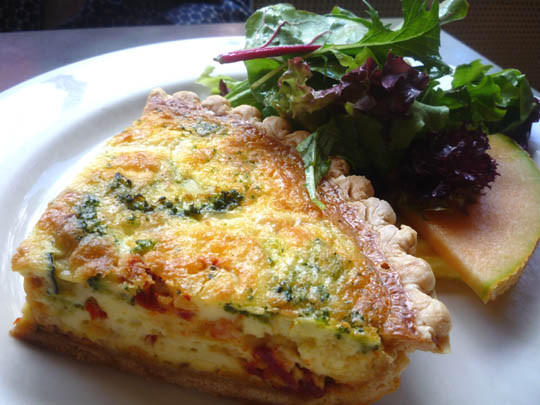 Healthy Vegetarian Quiche  Healthy and Delicious Ve able Quiche — KidneyBuzz