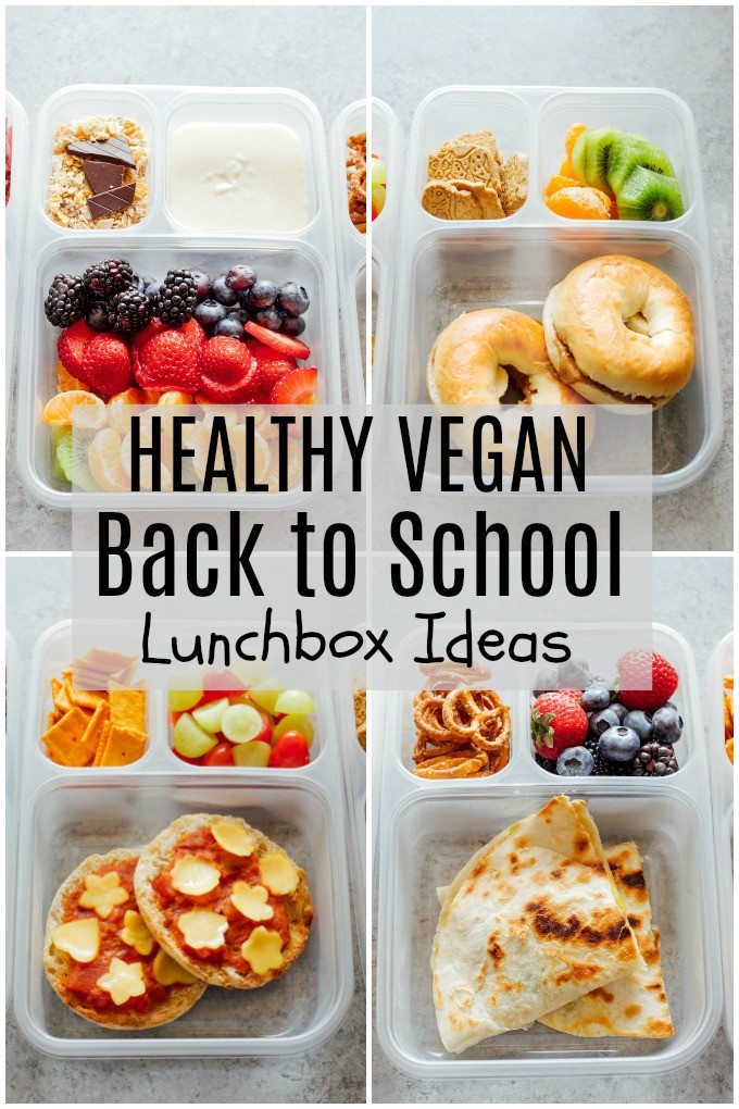 Healthy Vegetarian Recipes For Kids  Healthy Vegan Back to School Lunchbox Ideas NeuroticMommy