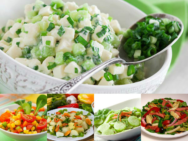 Healthy Vegetarian Salad Recipes  10 Ve arian Salad Recipes To Lose Weight Boldsky