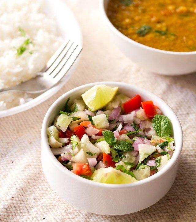 Healthy Vegetarian Salad Recipes  salad recipes 17 veg salad recipes