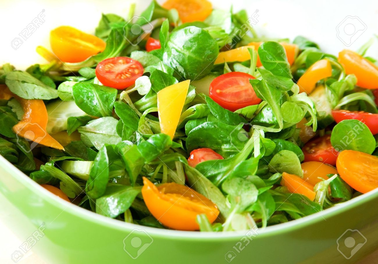 Healthy Vegetarian Salads  Nutritional therapy Southport Osteopathy