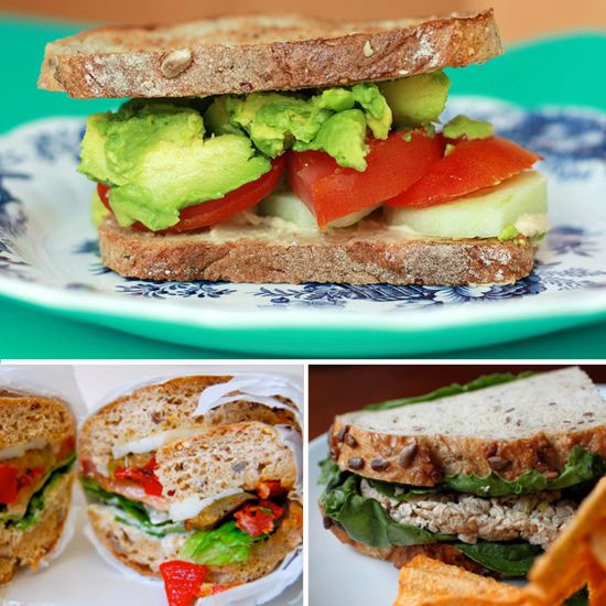 Healthy Vegetarian Sandwich Recipes  Hearty and Healthy Ve arian Sammies