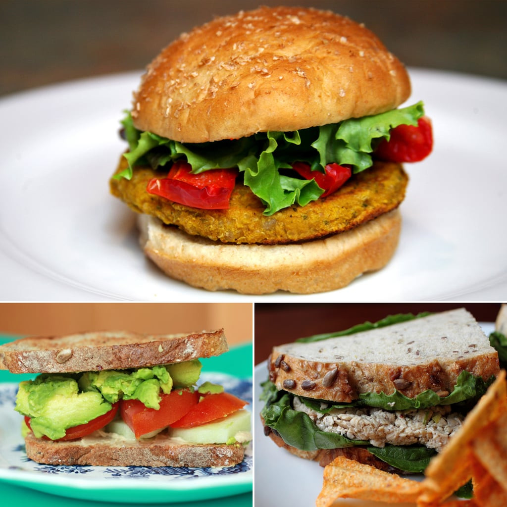 Healthy Vegetarian Sandwich Recipes  Healthy Ve arian Sandwich Ideas