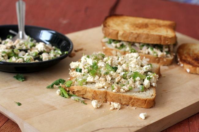 Healthy Vegetarian Sandwich Recipes  Paneer Sandwich Recipe Healthy Ve arian Sandwich for Kids