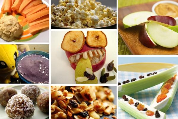 Healthy Vegetarian Snacks  Healthy Snacks List for Children