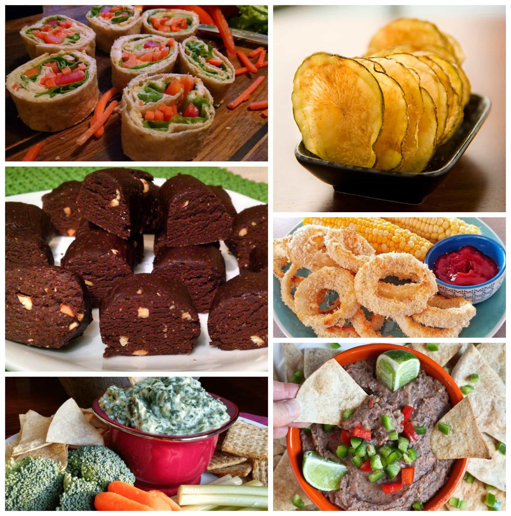 Healthy Vegetarian Snacks  17 Healthy Vegan Party Snack Ideas