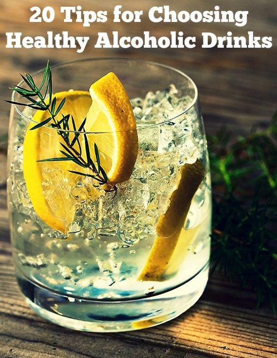 Healthy Vodka Drinks  Pinterest • The world's catalog of ideas
