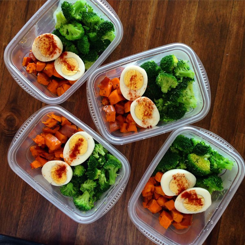 Healthy Weekday Lunches  Weekend Meal Prep