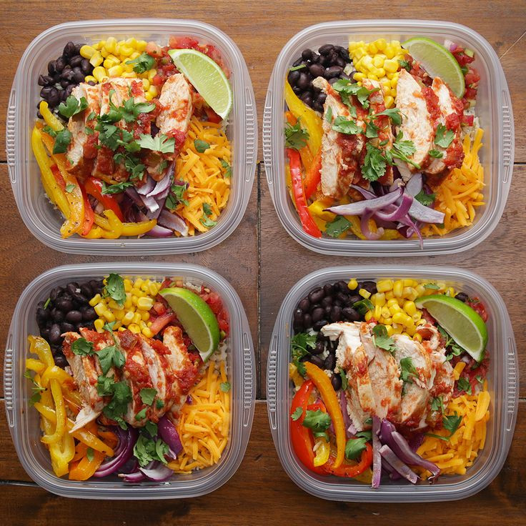 Healthy Weekday Lunches  The 25 best Meal prep ideas on Pinterest
