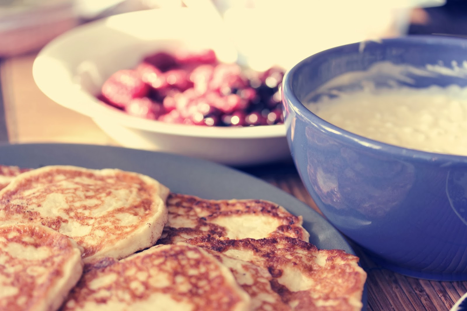 Healthy Weekend Breakfast  Healthy Weekend Breakfast Cottage Cheese Pancakes