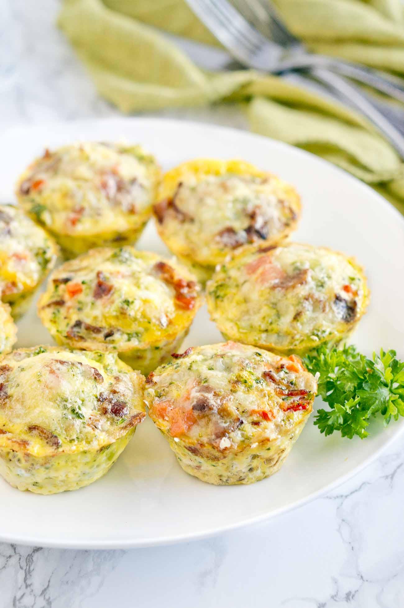 Healthy Weekend Breakfast  Easy Breakfast Egg Muffins