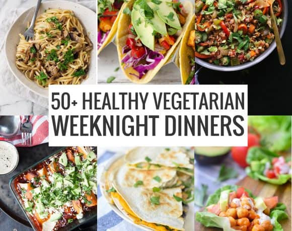 Healthy Weeknight Dinners For Two  Recipes Delish Knowledge