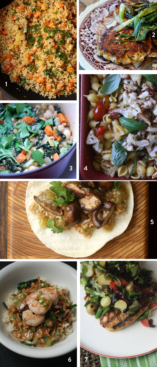 Healthy Weeknight Dinners For Two  7 Healthy Weeknight Meals For Two Feed Me Phoebe