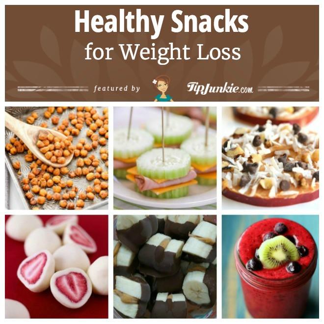 Healthy Weight Watchers Snacks  18 Easy Healthy Snacks [recipes]