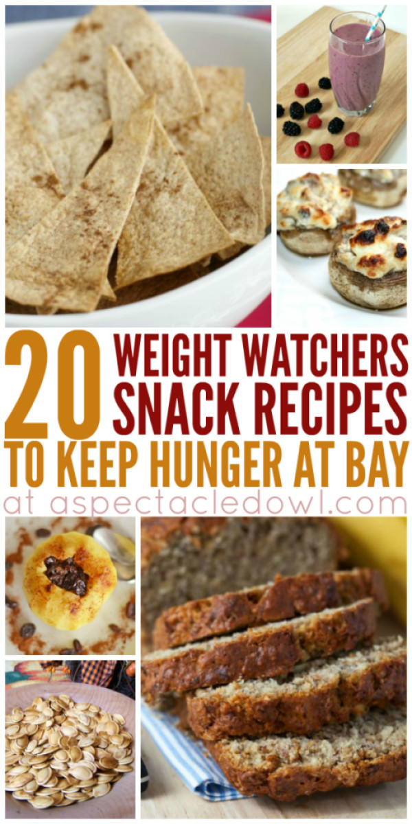 Healthy Weight Watchers Snacks  20 Weight Watchers Snacks To Keep Hunger at Bay A