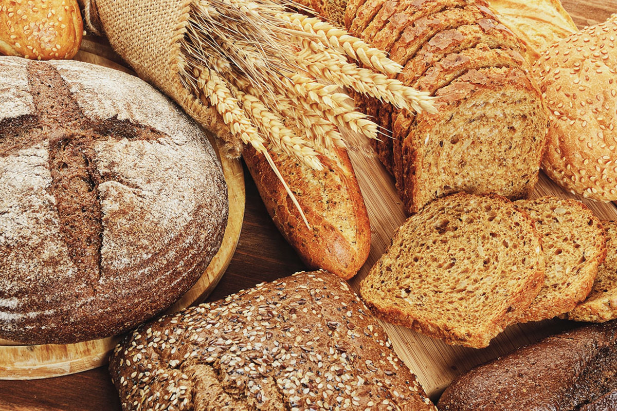 Healthy Wheat Bread  How to Buy Healthy Bread Ve arian Times