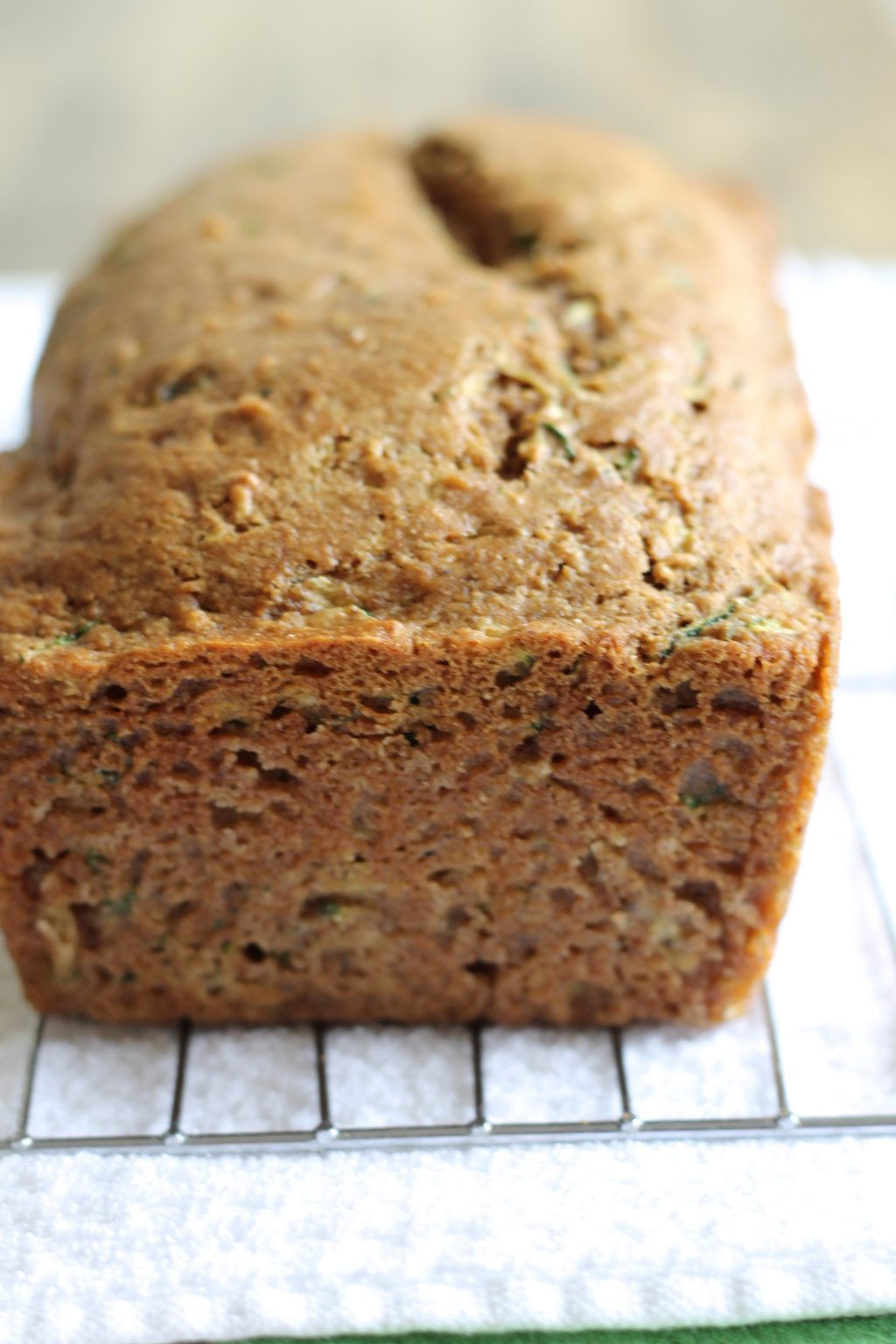 Healthy Wheat Bread Recipe  Healthy Whole Wheat Zucchini Bread Little Chef Big Appetite