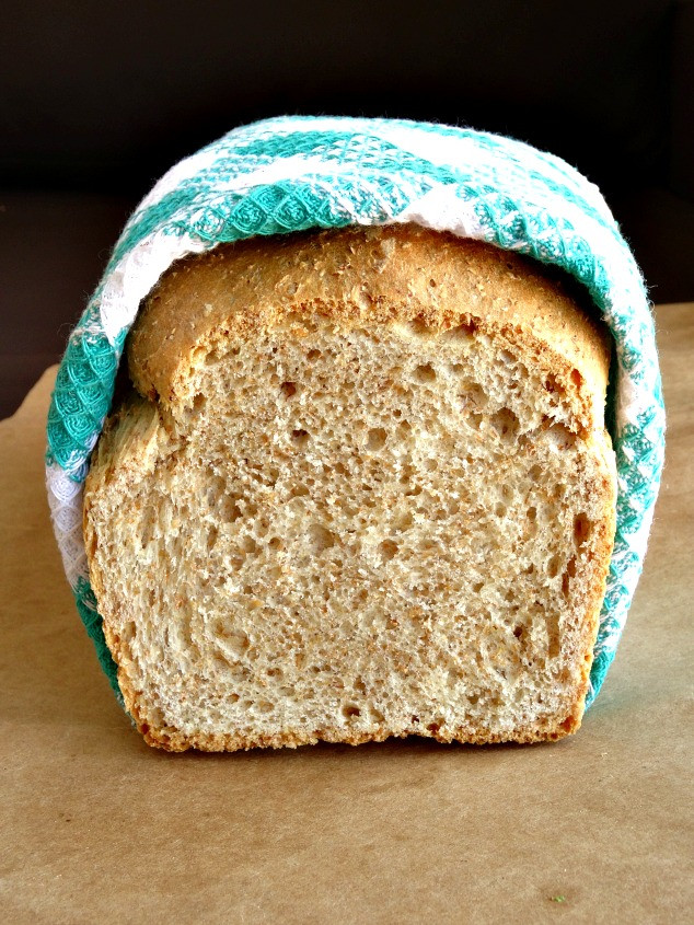 Healthy Wheat Bread Recipe  No Fail Whole Wheat Bread