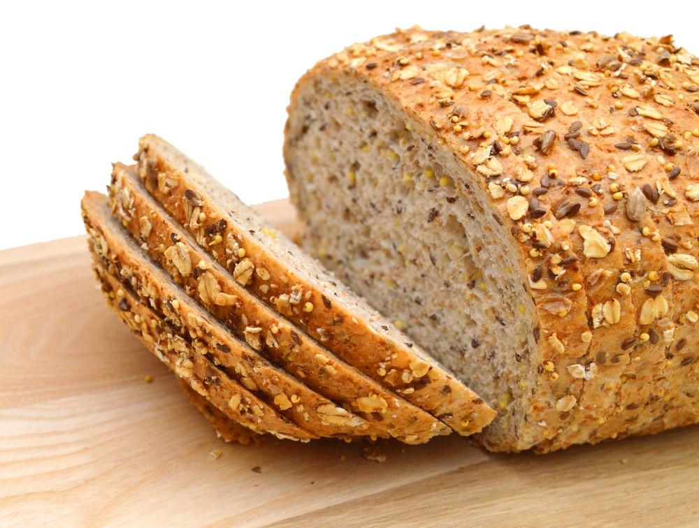 Healthy Wheat Bread  healthy multigrain bread machine recipe