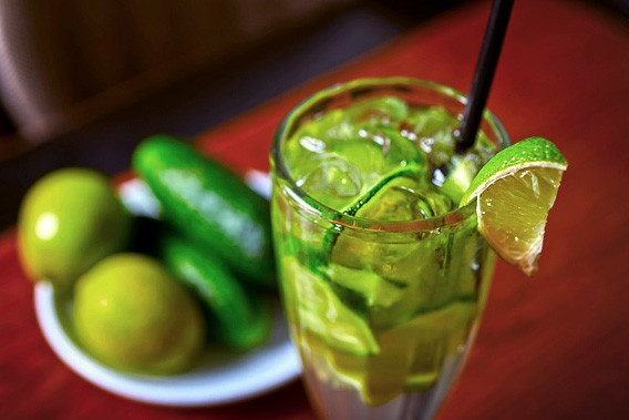 Healthy Whiskey Drinks  Healthy cocktails Skinny margaritas kale mojitos gin