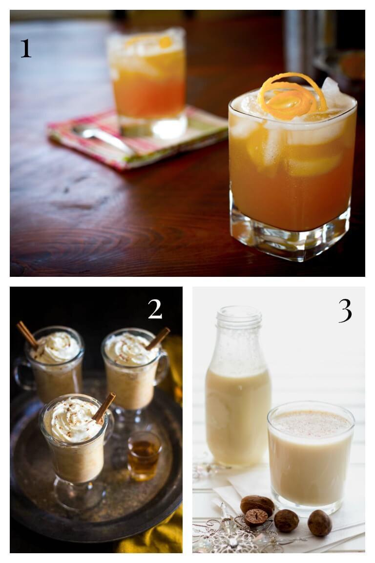 Healthy Whiskey Drinks  15 festive winter cocktails Healthy Seasonal Recipes