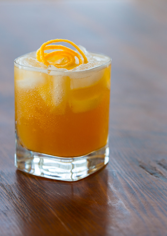Healthy Whiskey Drinks  maple meyer lemon whiskey sour Healthy Seasonal Recipes