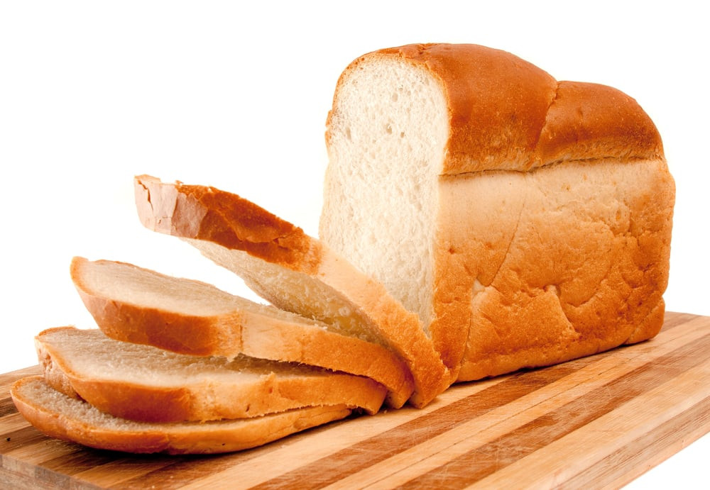 Healthy White Bread  Healthy Alternatives to Food
