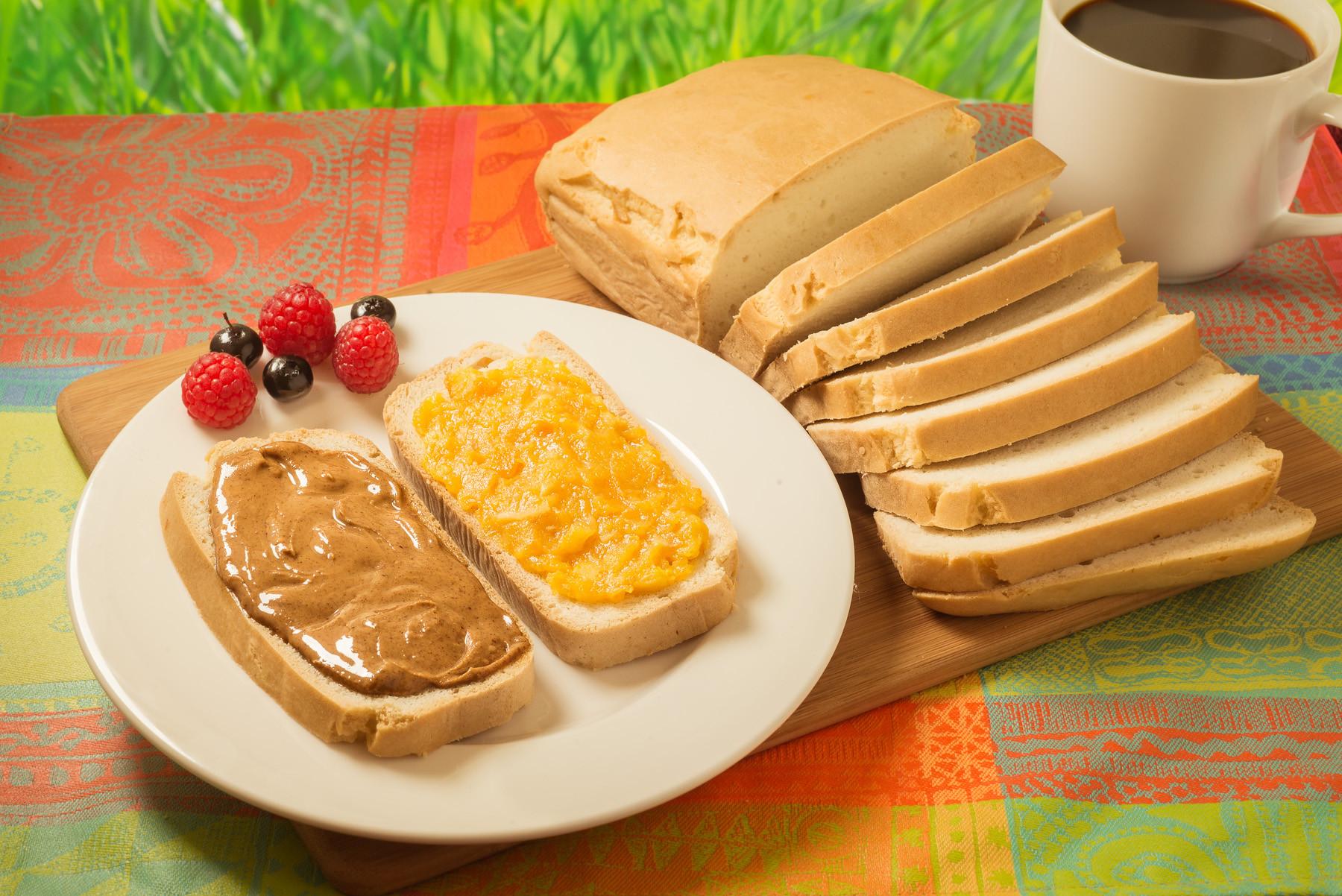 Healthy White Bread  Paleo Fluffy White Bread – Jane s Healthy Kitchen