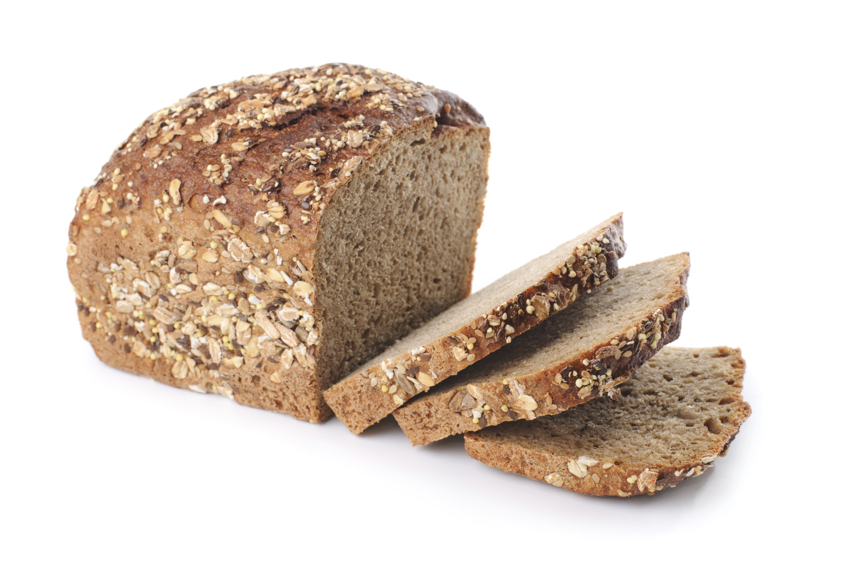 """Healthy White Bread  9 """"Healthy"""" Foods That Are Actually Bad For You"""