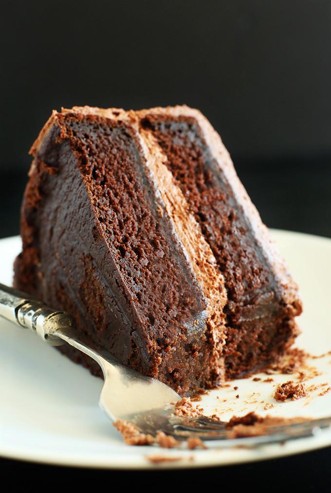 Healthy White Cake Recipe  15 Healthy Chocolate Indulgences