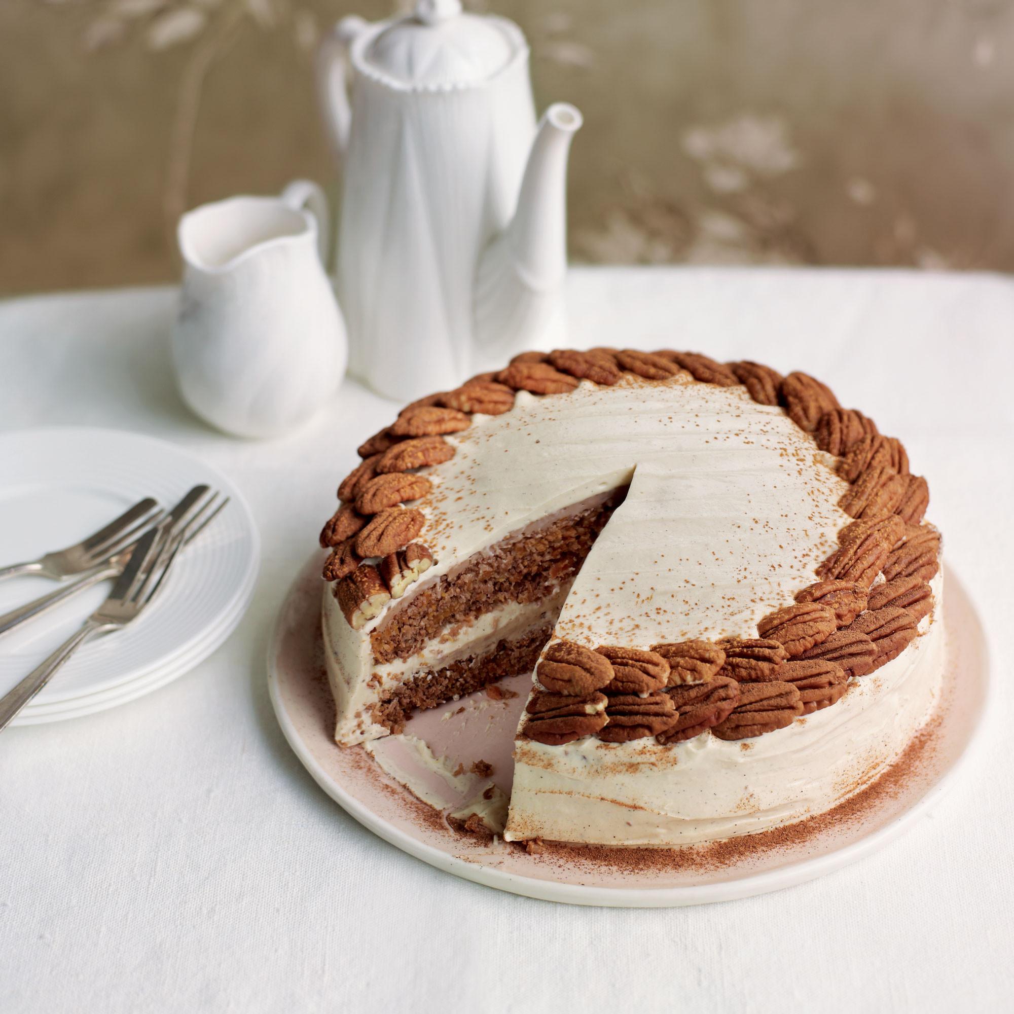 Healthy White Cake Recipe  Healthy Cake Recipes