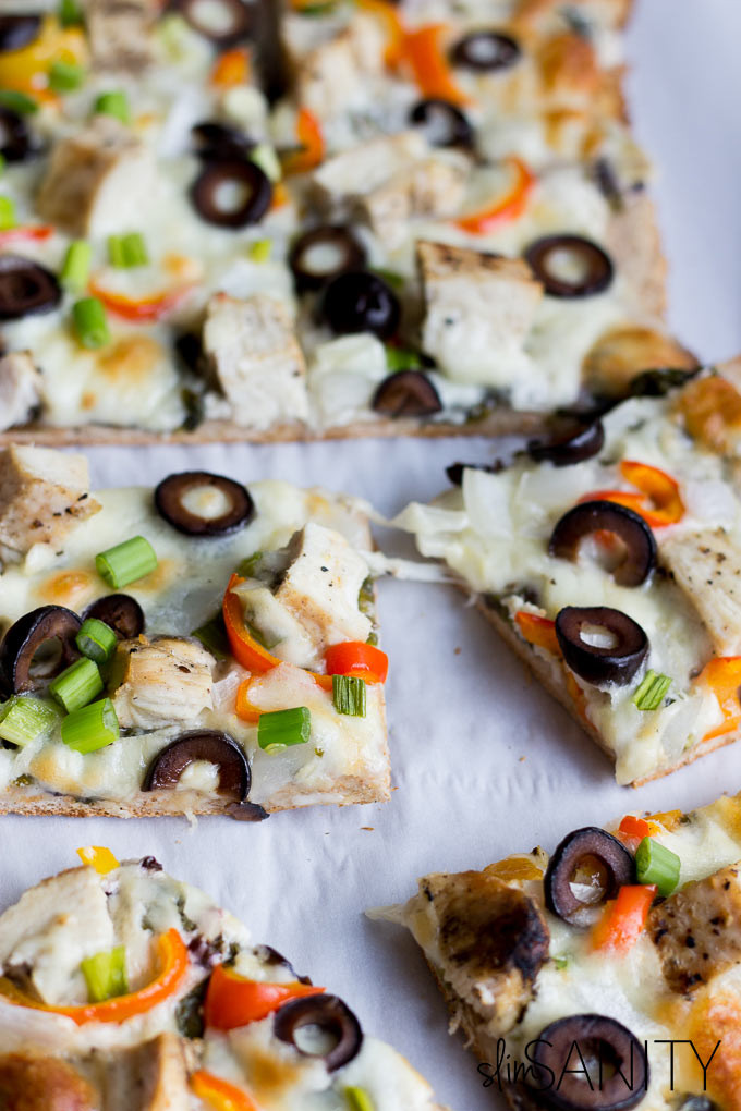Healthy White Pizza Sauce Recipe  healthy white pizza sauce recipe