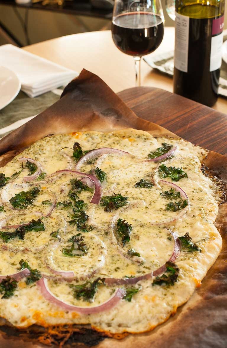 Healthy White Pizza Sauce Recipe  The Best White Pizza Sauce Recipe