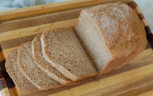 Healthy Whole Grain Bread Machine Recipes  Recipe Honey Whole Wheat Sandwich Bread for bread