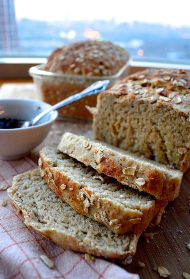 Healthy Whole Grain Bread Machine Recipes  healthy multigrain bread machine recipe